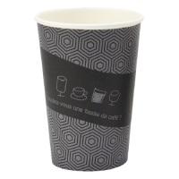 厚紙カップ タッセドカフェ 400mL 50個入