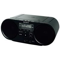 CDラジオ ZS-S40 ブラック