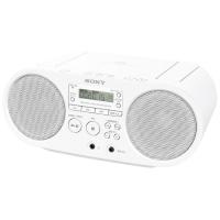 CDラジオ ZS-S40 ホワイト