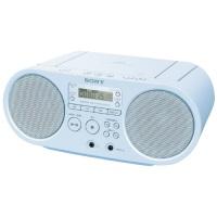 CDラジオ ZS-S40 ブルー