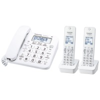 コードレス電話機 VE-GD26DW-W