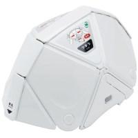 折りたたみヘルメット ホワイト TSC-10N