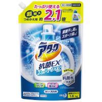アタック抗菌EX クリアジェル 詰替 1.6kg