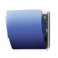 マグネットクリップCP-047MCR L ブルー10個