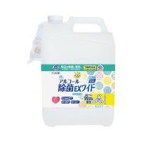 らくハピ アルコール除菌EX 5L