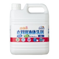 スマイルチョイス衣料用液体洗剤大容量4L