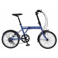 b 20インチ自転車 MG-G206NF-BL