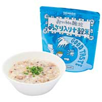 ※b_HOZONHOZON あさり入り十穀米雑炊 25食