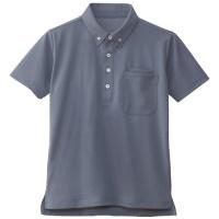 半袖BDポロシャツ インディゴ M