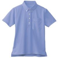 半袖BDポロシャツ ブルー M