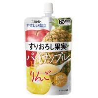 ※すりおろし果実パイナップルとりんご 8入