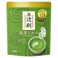 ※辻利 抹茶ミルク やわらか風味 200g