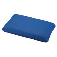 入浴サポートクッションⅡ(枕型大)ブルー