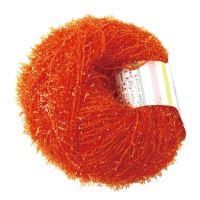 毛糸キラリネ#23オレンジ