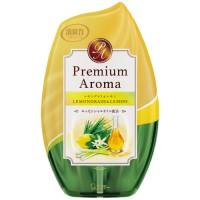 お部屋の消臭力Premium Aroma レモングラス