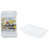 フードパック お弁当平型S 10組
