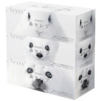 ネピア 鼻セレブティシュ 200組X3箱