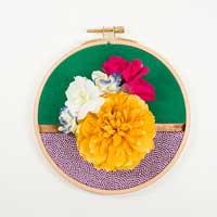カレイドフレーム「からし和花」