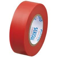エスロンテープ #360 19mm×10m 赤 V360R1N