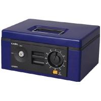 キャッシュボックス CB-8570-B ブルー A5