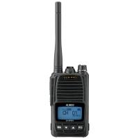 携帯型デジタル簡易無線登録局トランシーバ