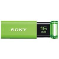 USBメモリー 16GB USM16GU G グリーン