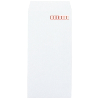 ホワイト封筒 483-80 長3 1000枚