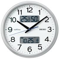 セイコー ハイブリッド電波時計 ZS251S
