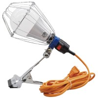 LED電球付クリップランプ ニュールミネα