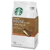 ※スターバックスコーヒー HOUSE BLEND160g