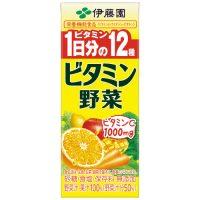 ※ビタミン野菜 紙パック 200mL×24本