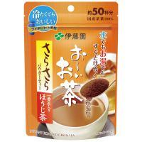 ※お~いお茶 さらさらほうじ茶 40g