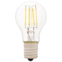 LEDミニクリプトン球25形E17 昼白色