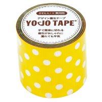 YOJOテープ カラフルドット1 YJV-25