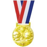 △3D合金メダル 玉入れ