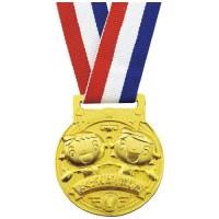 △3D合金メダル フレンズ