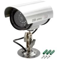 b 防犯LED点滅ダミーカメラ 5台