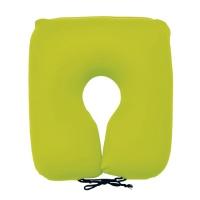 尾骨を浮かすシートクッション 緑