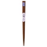 六角木箸 鉄刀木