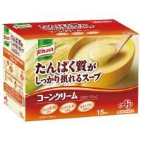 ※クノールカップスープ たんぱく質