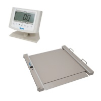 代行)バリアフリー体重計 DP-7500PW