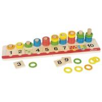 数の学習リング 55157