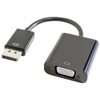 DisplayPort-VGA変換アダプタ GP-DPV15H/K