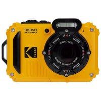 △防水防塵デジタルカメラ イエロー WPZ2