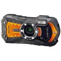 防水防塵デジタルカメラ オレンジ WG-70OR