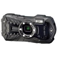 防水防塵デジタルカメラ ブラック WG-70BK