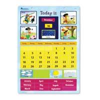 英語マグネットカレンダー LSP0504-J
