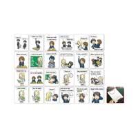 授業でよく使う英語フレーズカード