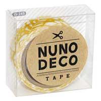 ヌノデコテープ 北欧の朝 15-245
