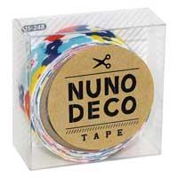 ヌノデコテープ おはなのかんむり 15-248
